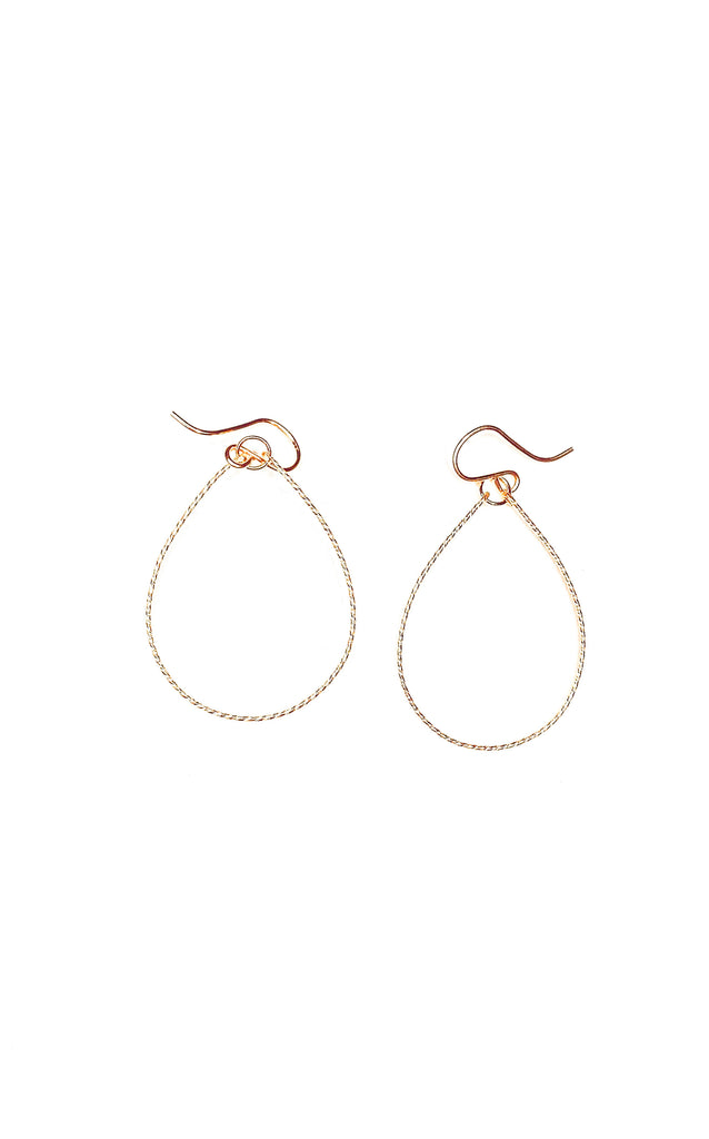 Shannon Small Tear Drop Earrings