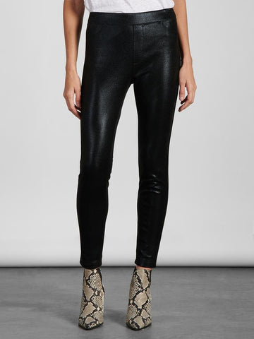 Runaway Leggings Black Liquid