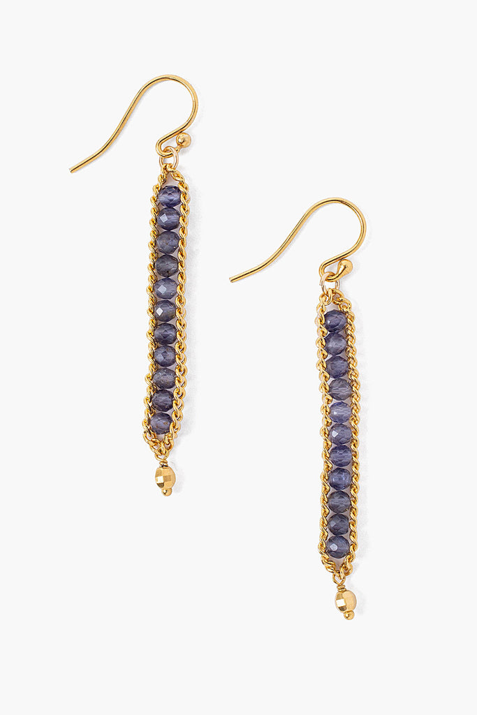 Chan Luu Chain Wrap Earrings