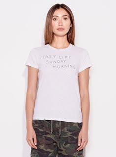 Easy Like Boy Tee