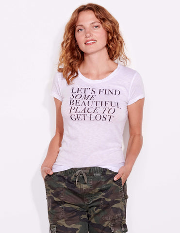 Sundry 'Let's Find' Boy Tee