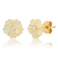 Tai Floral Stud Earrings