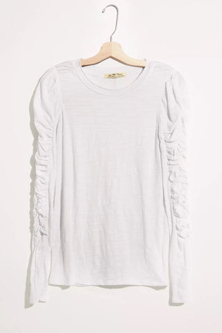 Free People Natasha Puffy Tee
