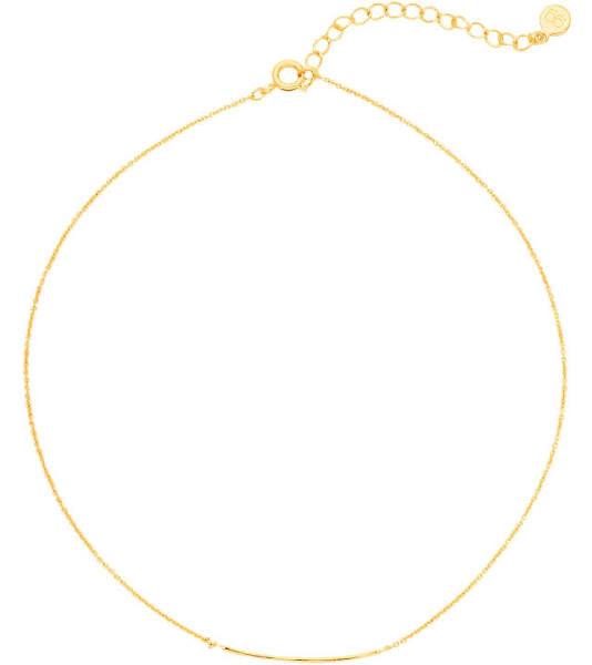 Gorjana Taner Bar Choker Necklace