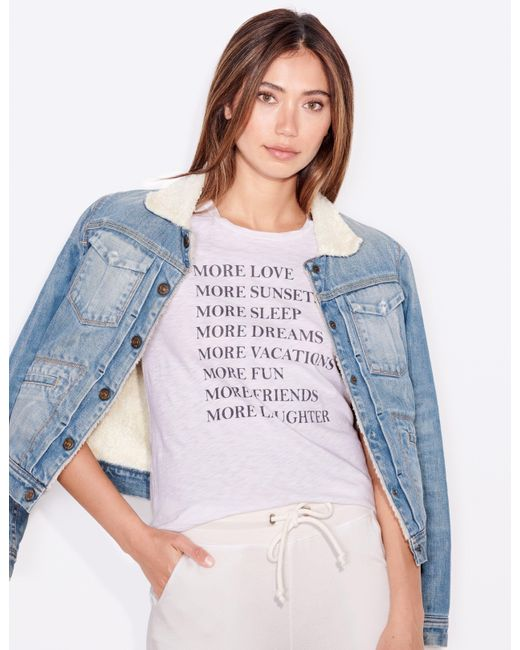 Sundry More Love Boy Tee