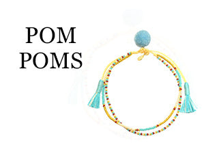 Tassels and POM-POMS