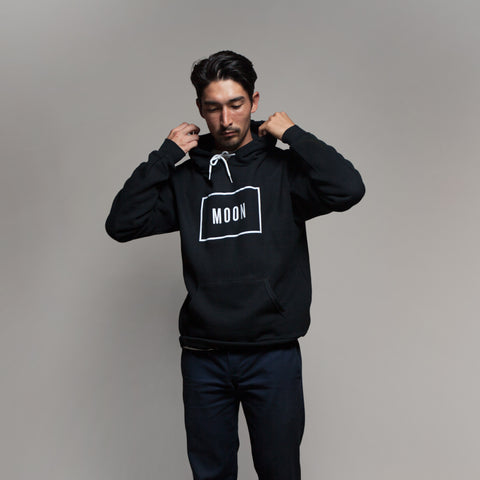 Box Logo Hoodie Blk - S Only