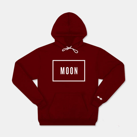 Box Logo Hoodie Cranberry - S Only