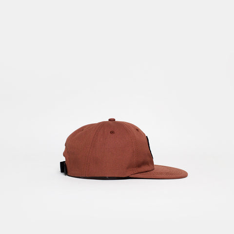 Camp Patch Hat Rosewood