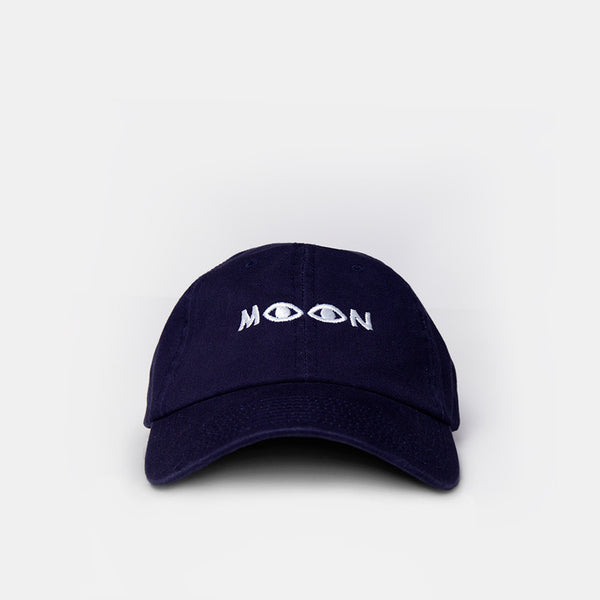 Navy Logo Polo Cap