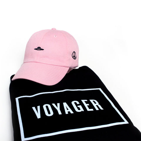 Voyager x Moon Crewneck Sweater