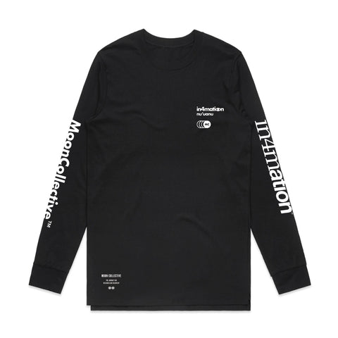 In4mation x Moon Long Sleeve