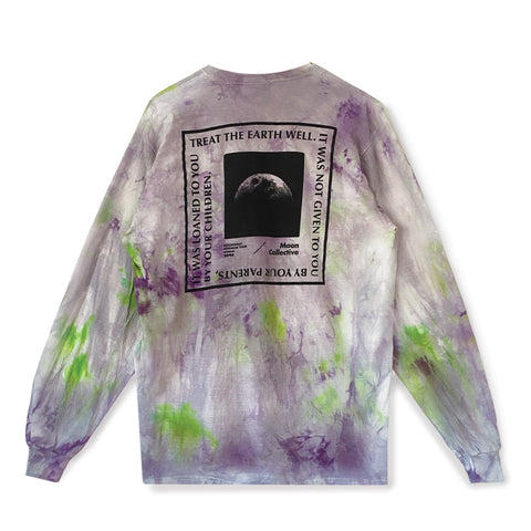 Treat the Earth Dyed Long Sleeve