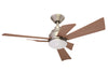 KAZE FUJIN 3 Blades Ceiling Fan - Orion Silver (w/LED Light)