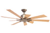 KAZE KEPLER Ceiling Fan - Jet Black