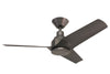 KAZE NOVA Ceiling Fan - Jet Black