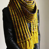 Beginners Brioche Scarf with Lavanya Patricella<br><small> Fri 11/9<br> 2-5 pm</small>