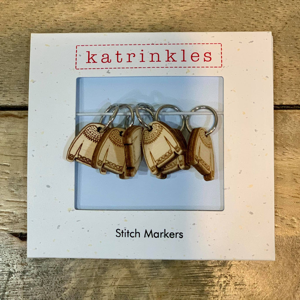 Katrinkles - Sweater Stitch Markers