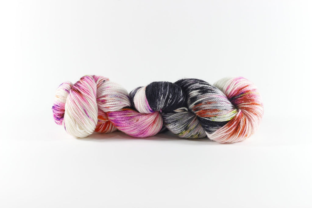Spun Right Round - Superwash Sock