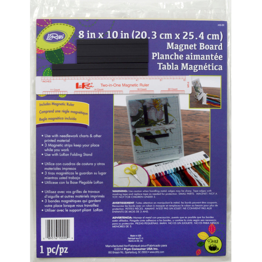 LoRan Magnetic Board
