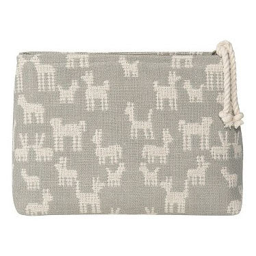 Animal Pattern Woven Bag (Small)