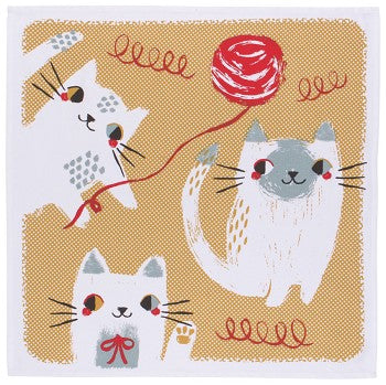 Danica Studio - Meow Meow Tea Towel