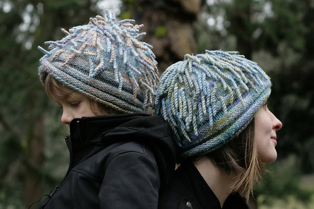 Anemone Hat <br><small> Thursday 10/26 & 11/2<br> 3-5 pm</small>