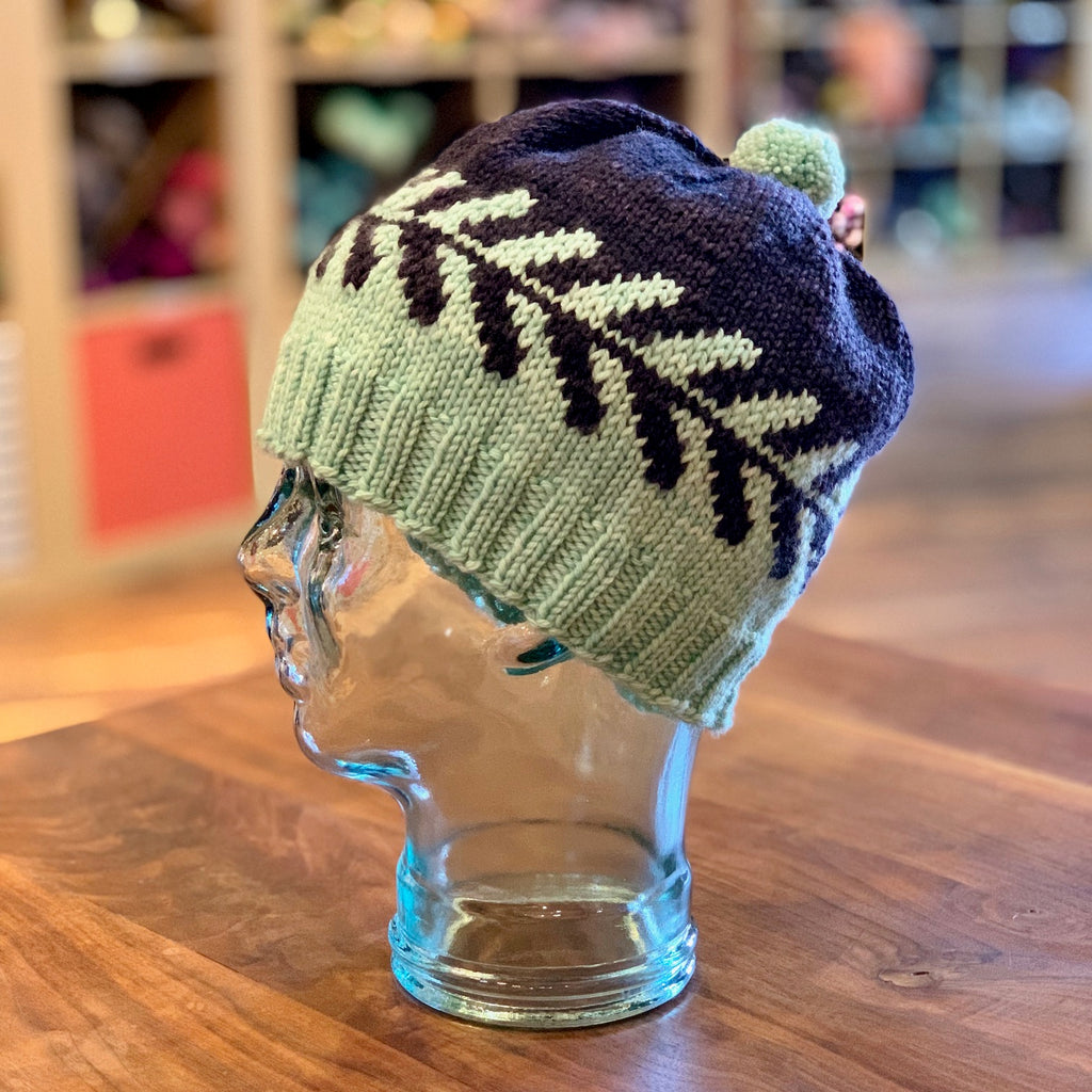 Easy Peasy Fair Isle<br><small> Tue 11/27 & 12/11<br> 2-4 pm</small>