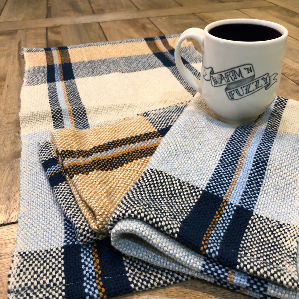 Woven Kitchen Towels<small><br> Sun 8/18 & 9/1<br> 12-4 pm</small>