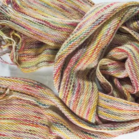Beginning Weaving<br><small> Sun 9/6/20, 12-5 pm &<br> Sun 9/20/20, 12-3 pm</small>