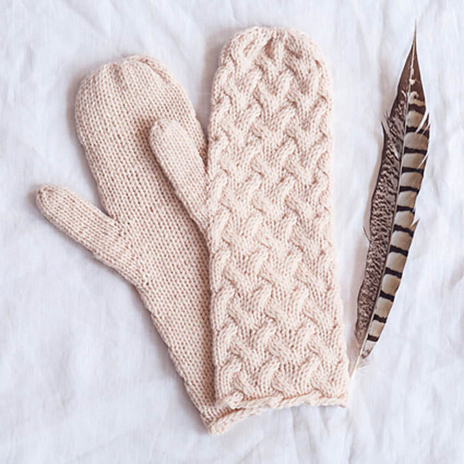 Dune Mittens<br><small> Wed 11/14, 11/28, & 12/12<br> 10 am-12 pm</small>