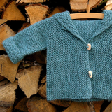 VIRTUAL CLASS! Snug Too (Baby/Toddler Sweater)<br><small>Tue 7/28, 8/4, 8/11, 8/18, & 8/25<br> 4-6 pm for 1st session, 3-5 pm for remaining sessions</small>