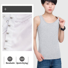 Load image into Gallery viewer, Chest Binder Cotton Tank Top