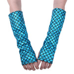 Drag Queen Mermaid Fingerless Gloves