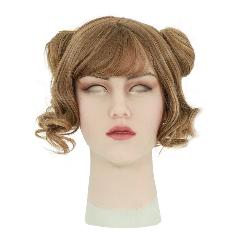 """Drag Queen May"" Crossdressing Mask"