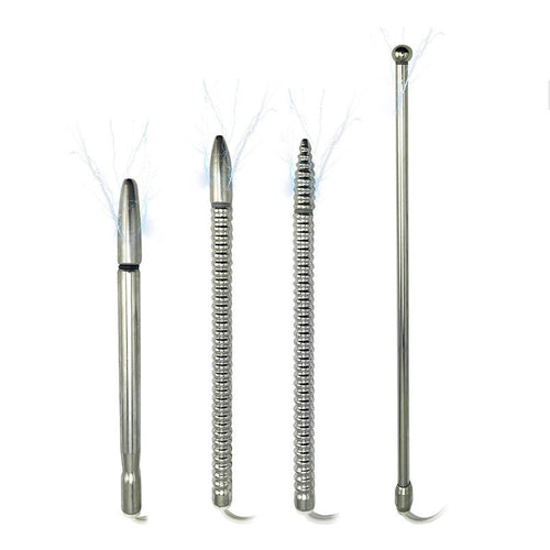 Stainless Steel Urethral Catheter Sound Penis Plug