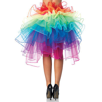 Gay Pride Rainbow Tutu Skirt