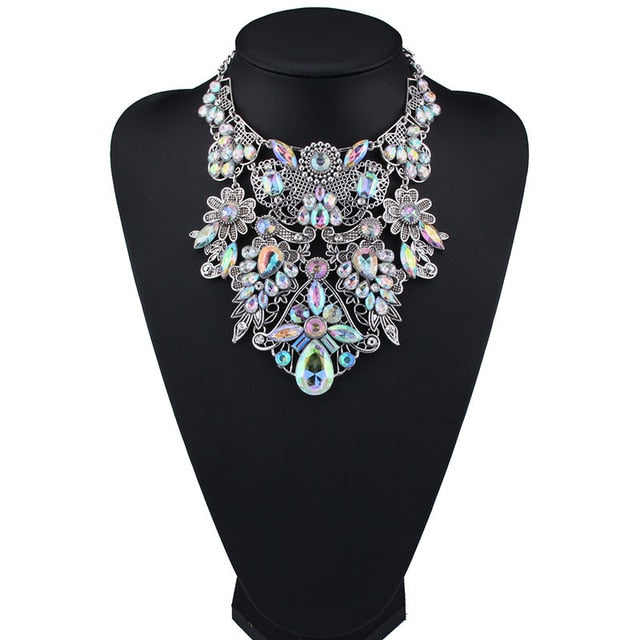 Drag Queen Lux Crystal Necklace