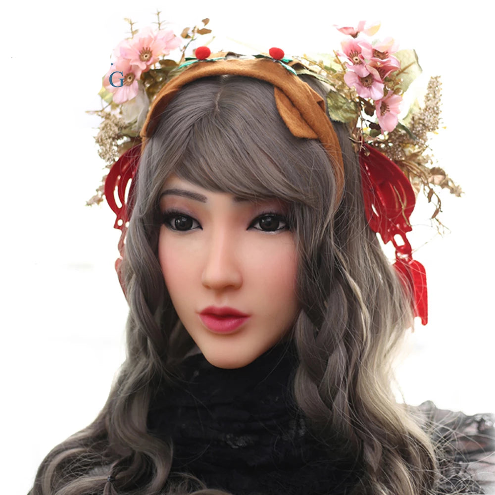 """Christina"" Crossdressing Mask"