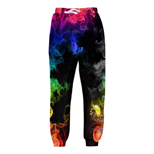 Smoke Rainbow Sweat Pants