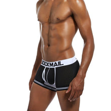 "Load image into Gallery viewer, ""Robert"" Cotton Pouch Boxers"