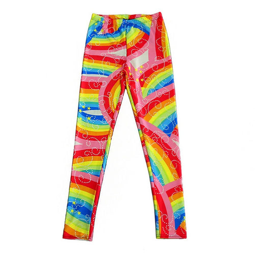 Gay Pride Rainbow Leggings