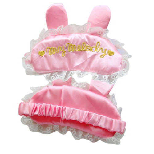 ABDL DDLG Adult Baby Satin Eye Mask