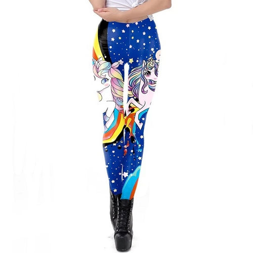 LGBT Gay Pride Unicorn Leggings
