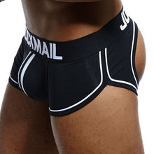 "Load image into Gallery viewer, ""Abel"" Jockstrap Boxer Shorts"