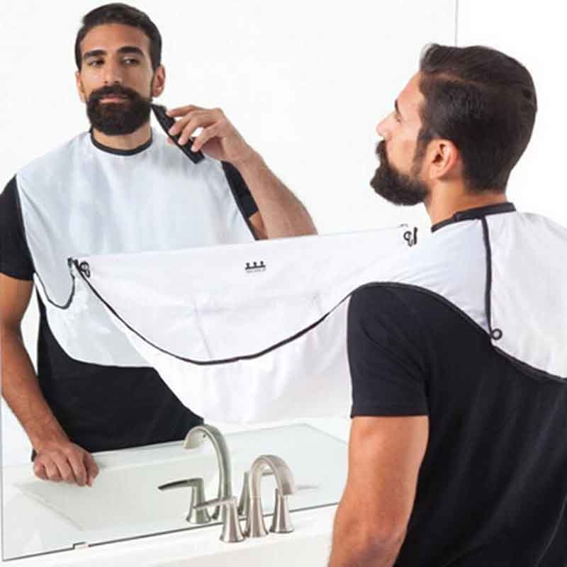 Male Beard Care Shave Apron Bib