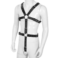 "Load image into Gallery viewer, ""Barrett"" Full Body Harness"