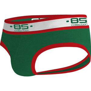 """Manny"" Open Crotch G-String"