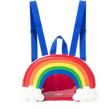Load image into Gallery viewer, LGBT+ Rainbow Mini Backpack