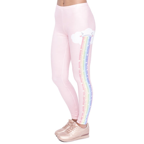 LGBT Pride Rainbow Leggings